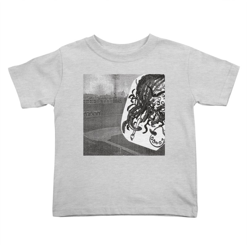 To Another Abyss! No Title Kids Toddler T-Shirt by Spaceboy Books LLC's Artist Shop