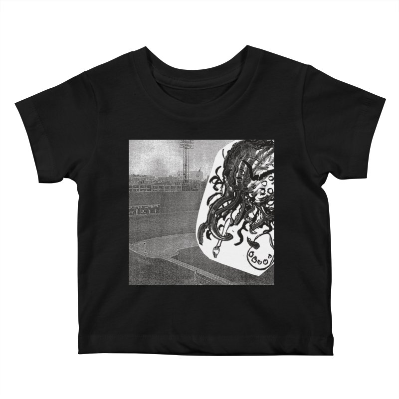 To Another Abyss! No Title Kids Baby T-Shirt by Spaceboy Books LLC's Artist Shop