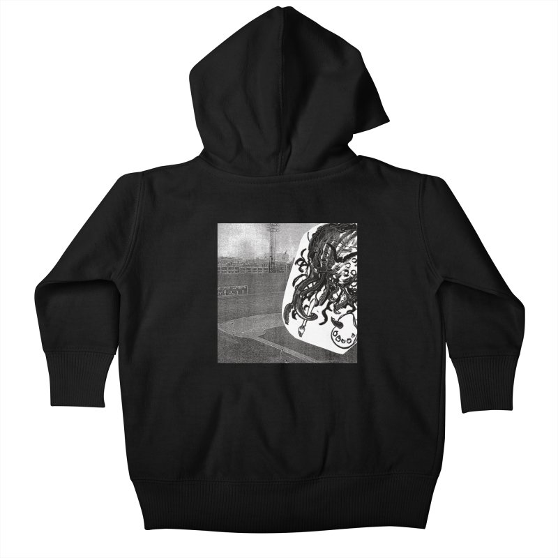 To Another Abyss! No Title Kids Baby Zip-Up Hoody by Spaceboy Books LLC's Artist Shop