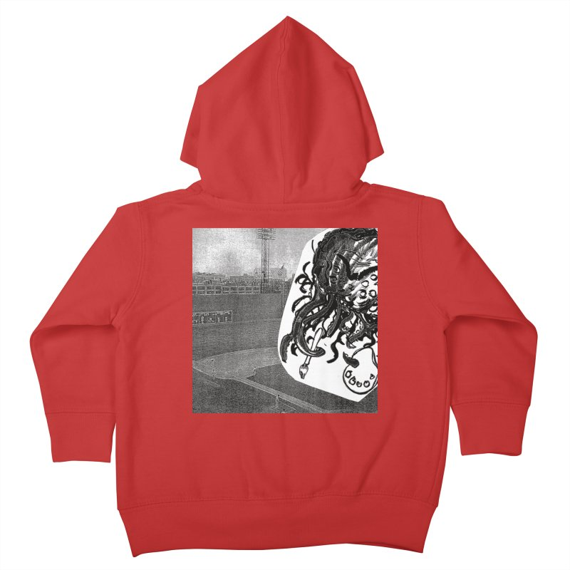 To Another Abyss! No Title Kids Toddler Zip-Up Hoody by Spaceboy Books LLC's Artist Shop
