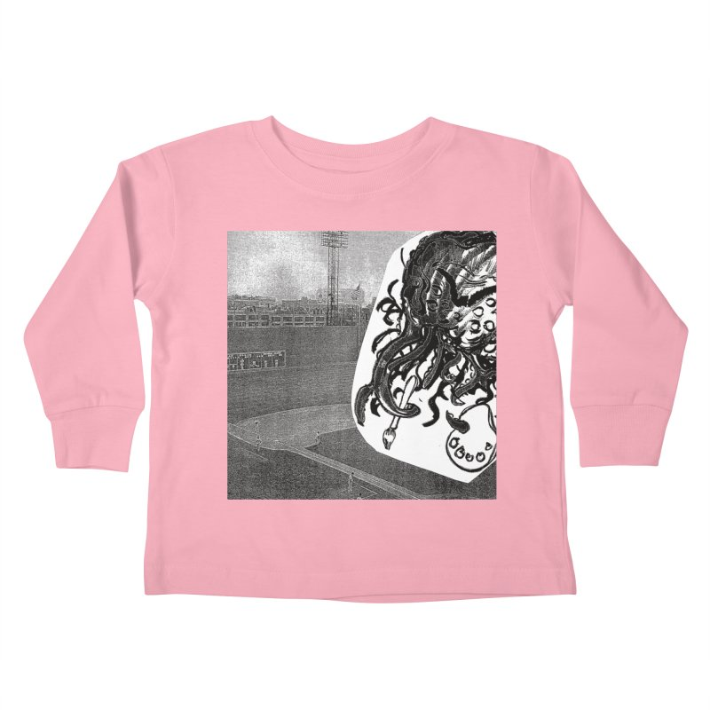 To Another Abyss! No Title Kids Toddler Longsleeve T-Shirt by Spaceboy Books LLC's Artist Shop