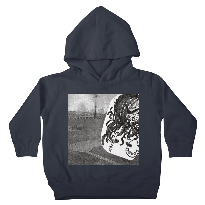 To Another Abyss! No Title Kids Toddler Pullover Hoody by Spaceboy Books LLC's Artist Shop