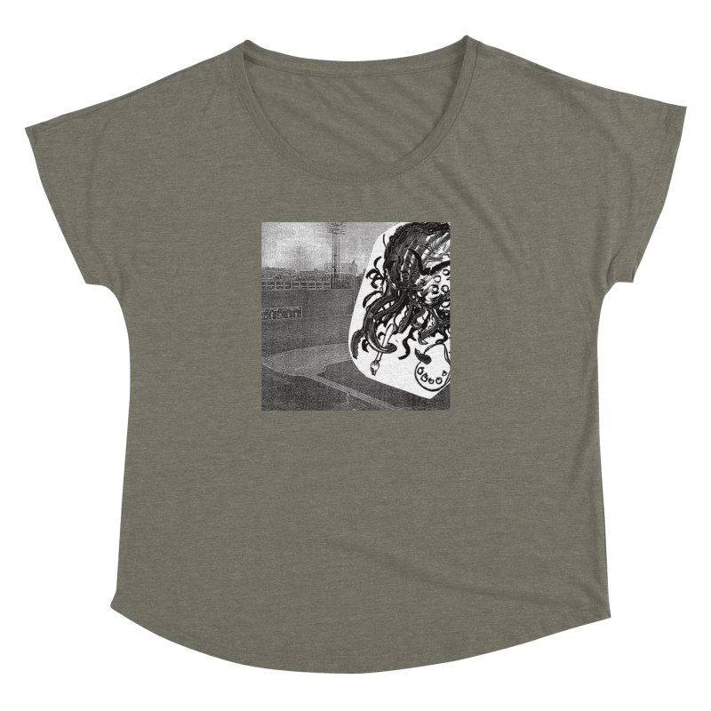 To Another Abyss! No Title Women's Dolman Scoop Neck by Spaceboy Books LLC's Artist Shop