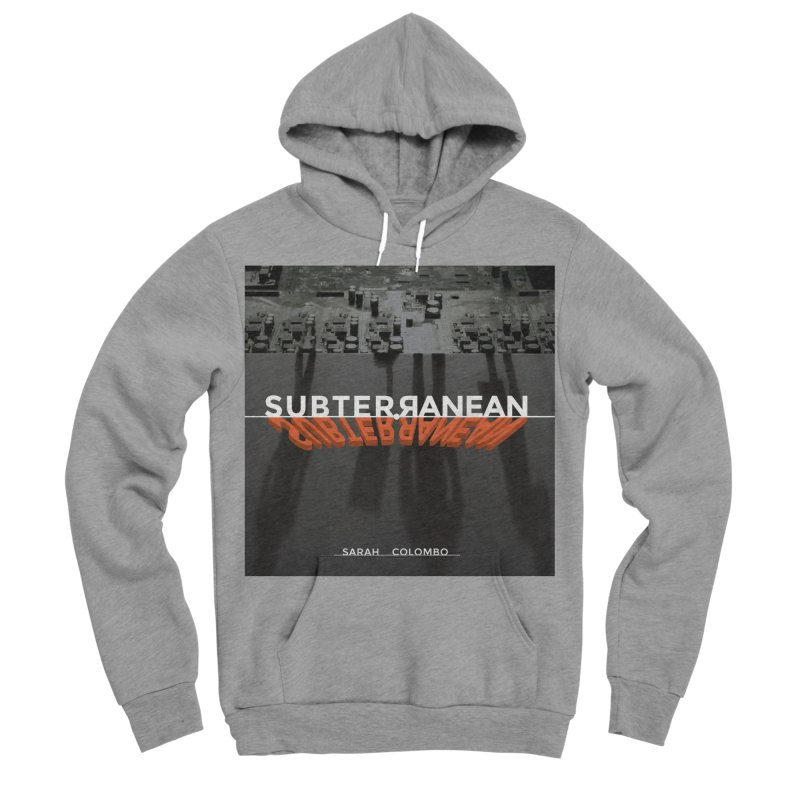 Subterranean Men's Sponge Fleece Pullover Hoody by Spaceboy Books LLC's Artist Shop