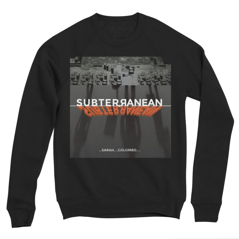 Subterranean Women's Sponge Fleece Sweatshirt by Spaceboy Books LLC's Artist Shop