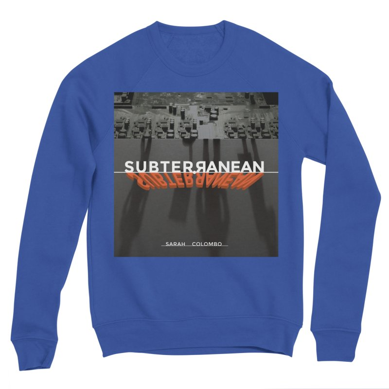 Subterranean Women's Sponge Fleece Sweatshirt by Spaceboy Books LLC's Artist Shop