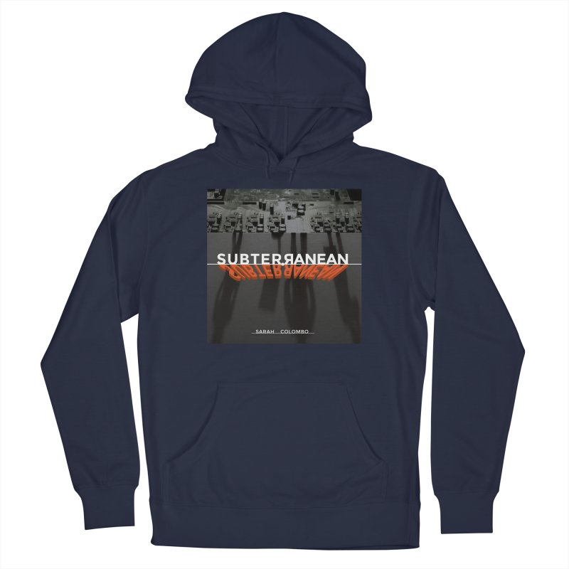 Subterranean Men's Pullover Hoody by Spaceboy Books LLC's Artist Shop