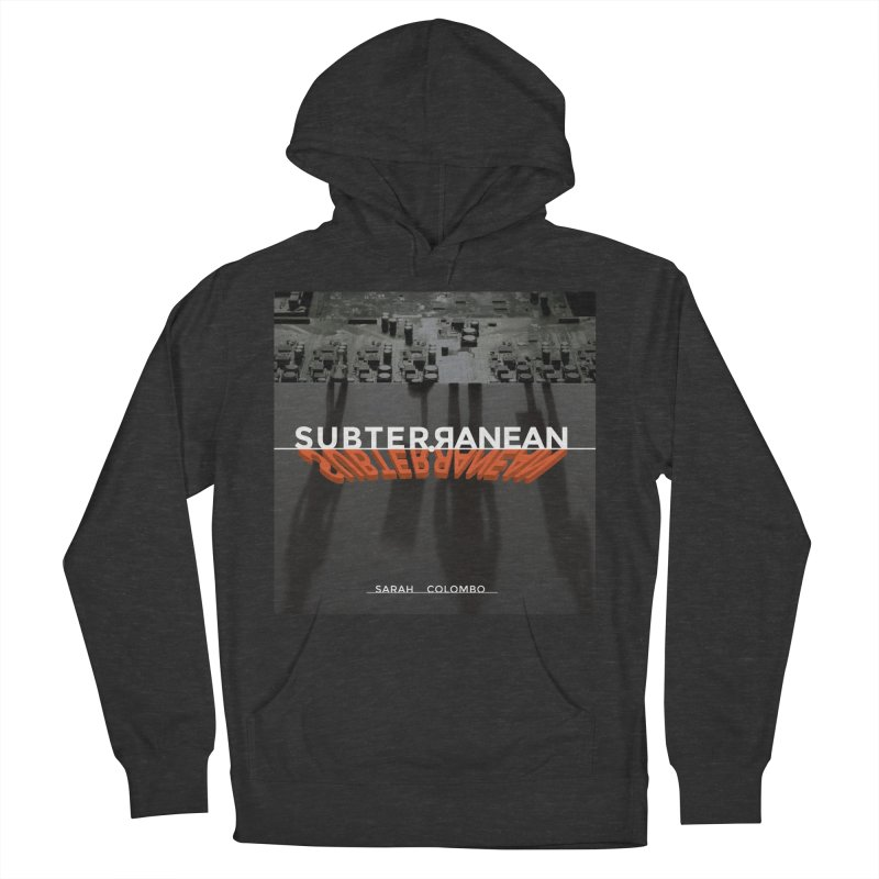 Subterranean Women's French Terry Pullover Hoody by Spaceboy Books LLC's Artist Shop