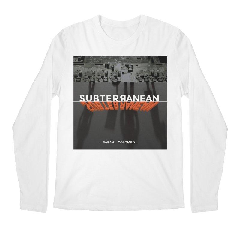 Subterranean Men's Regular Longsleeve T-Shirt by Spaceboy Books LLC's Artist Shop