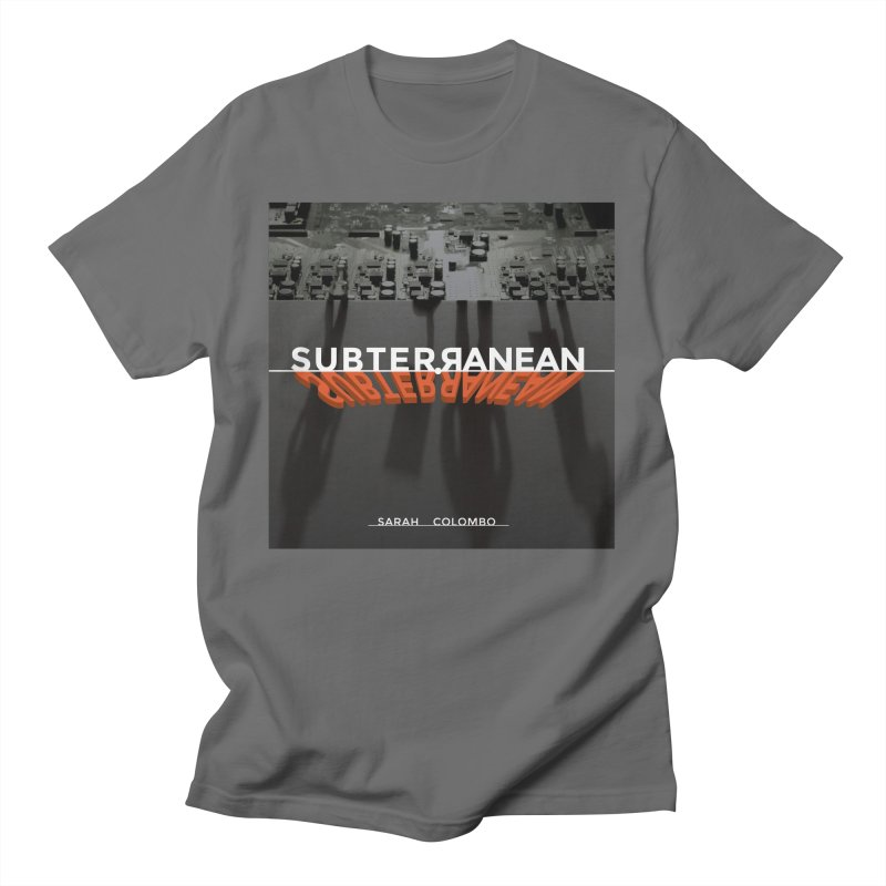 Subterranean Men's T-Shirt by Spaceboy Books LLC's Artist Shop