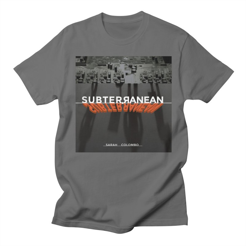 Subterranean Men's T-Shirt by Spaceboy Books LLC's Artist Shop