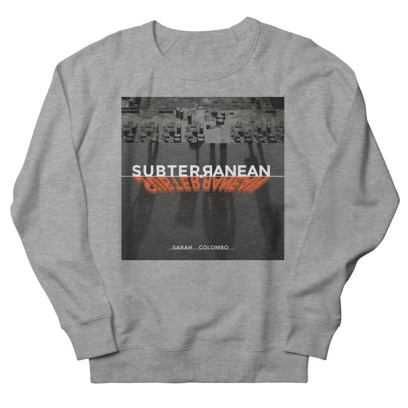 Subterranean Men's French Terry Sweatshirt by Spaceboy Books LLC's Artist Shop
