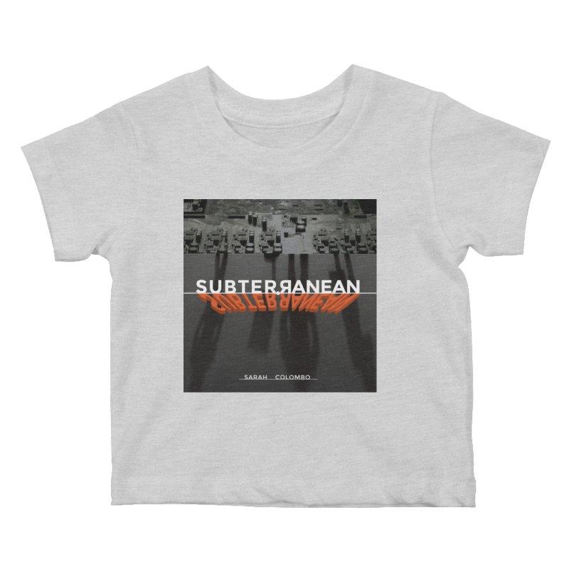 Subterranean Kids Baby T-Shirt by Spaceboy Books LLC's Artist Shop
