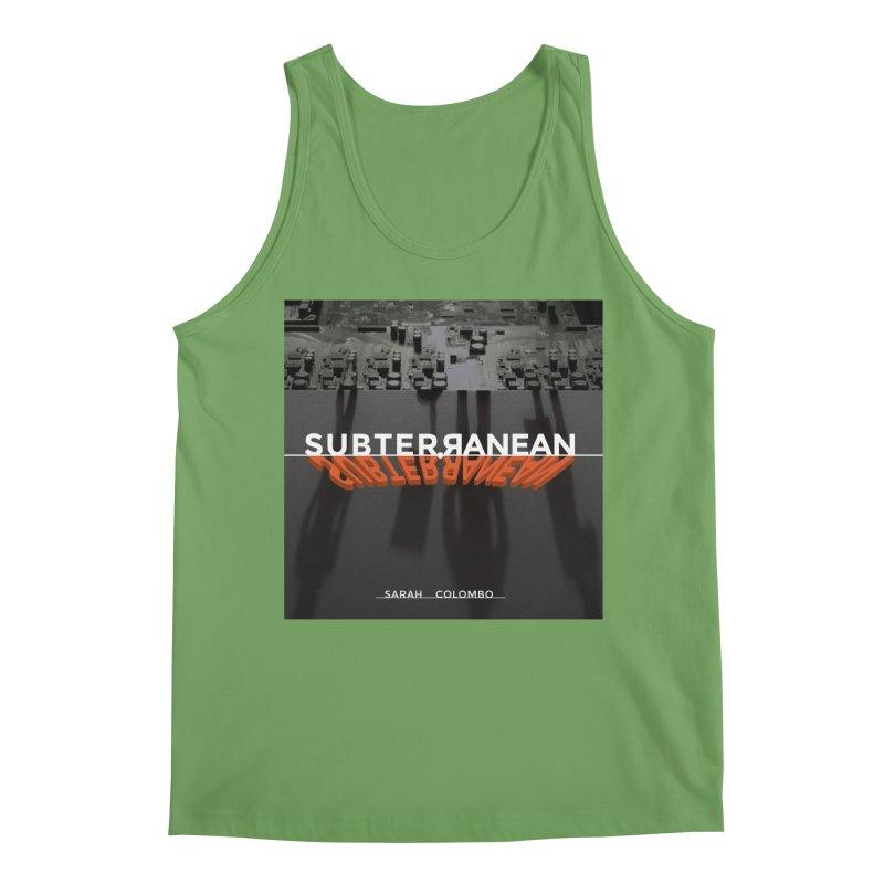 Subterranean Men's Tank by Spaceboy Books LLC's Artist Shop