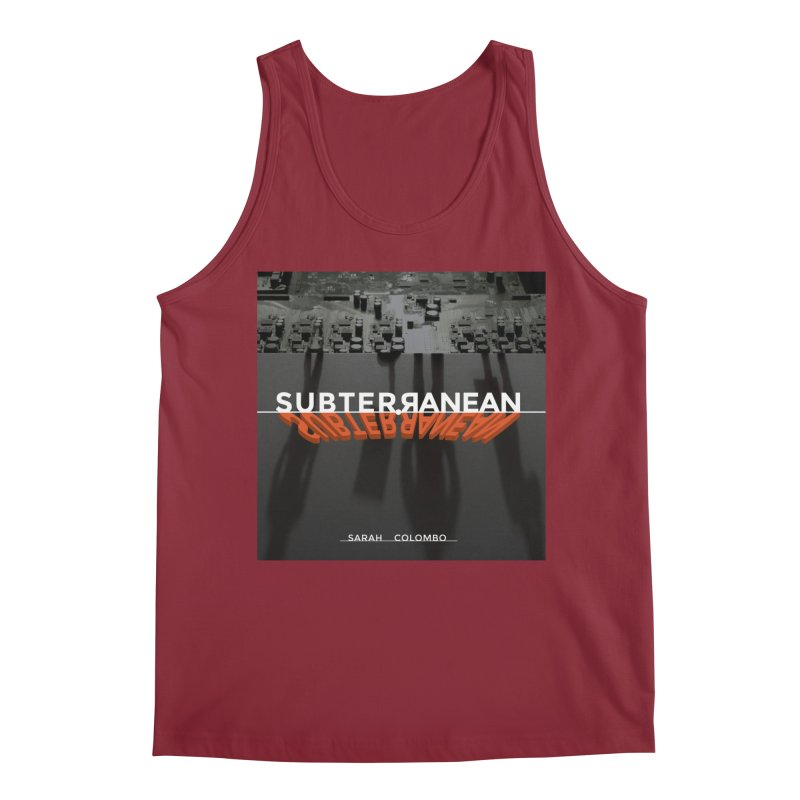 Subterranean Men's Tank by Spaceboy Books LLC's Artist Shop