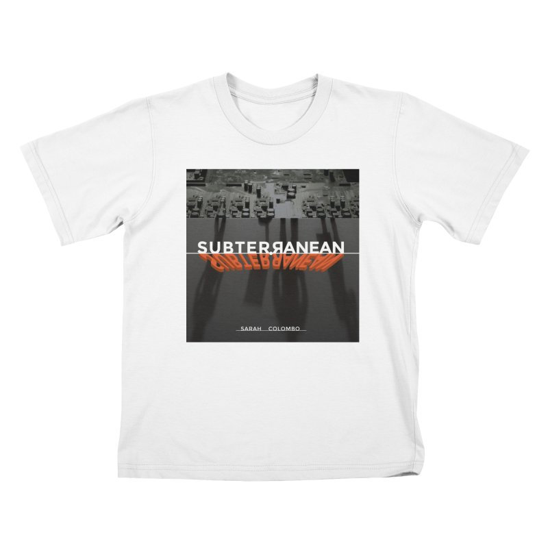 Subterranean Kids T-Shirt by Spaceboy Books LLC's Artist Shop