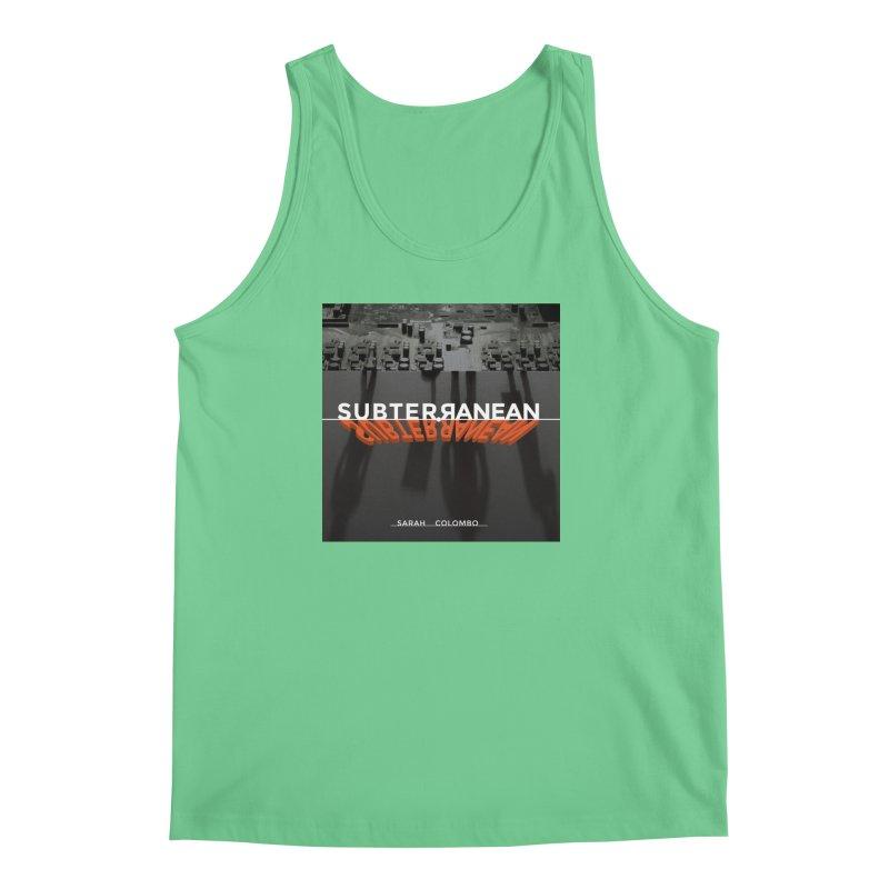 Subterranean Men's Regular Tank by Spaceboy Books LLC's Artist Shop