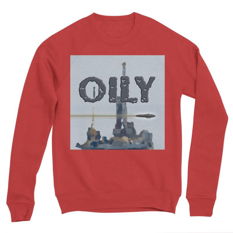 Oily Women's Sponge Fleece Sweatshirt by Spaceboy Books LLC's Artist Shop