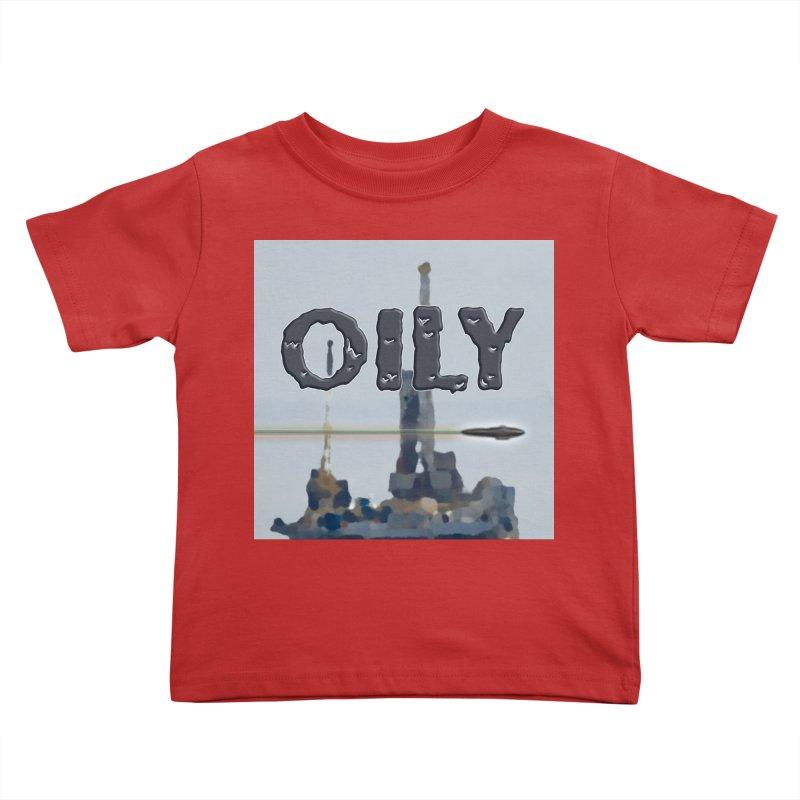 Oily Kids Toddler T-Shirt by Spaceboy Books LLC's Artist Shop