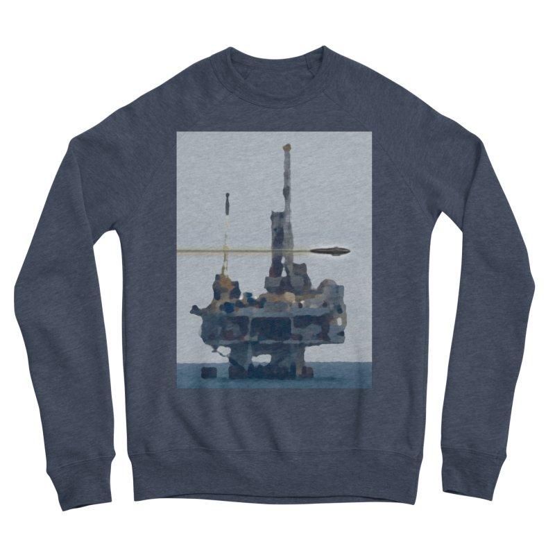 Oily - Art Only Women's Sponge Fleece Sweatshirt by Spaceboy Books LLC's Artist Shop