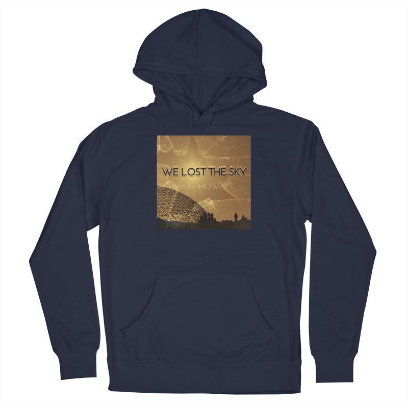 We Lost the Sky (Title) Men's Pullover Hoody by Spaceboy Books LLC's Artist Shop