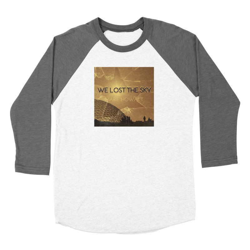 We Lost the Sky (Title) Women's Longsleeve T-Shirt by Spaceboy Books LLC's Artist Shop