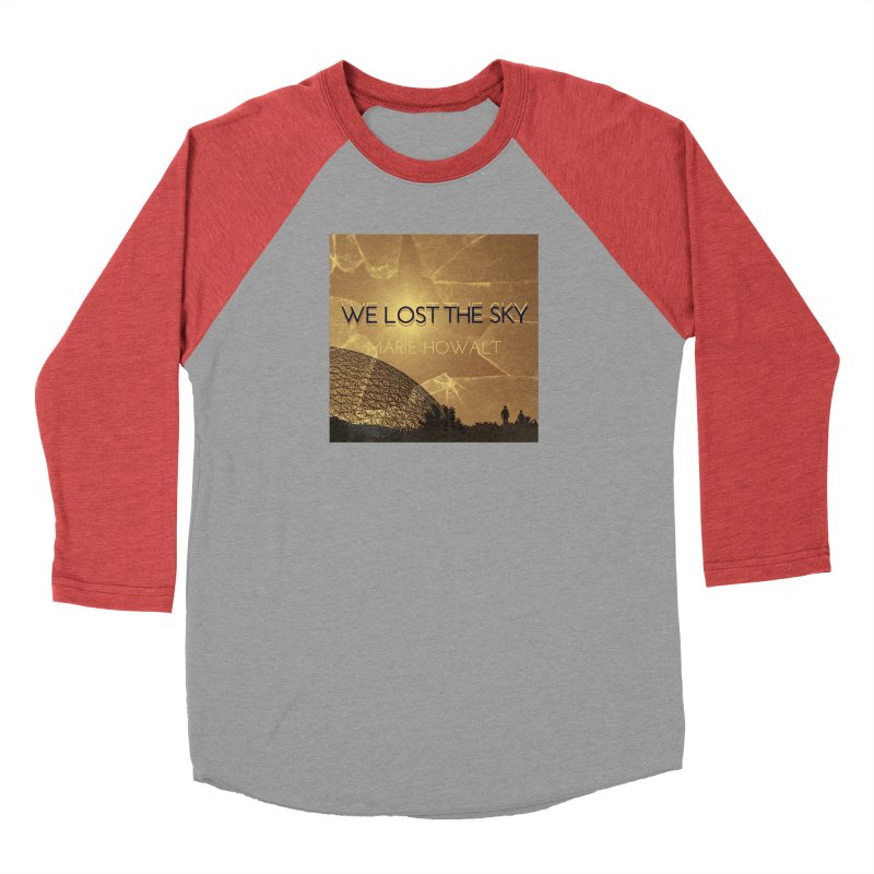 We Lost the Sky (Title) Men's Longsleeve T-Shirt by Spaceboy Books LLC's Artist Shop