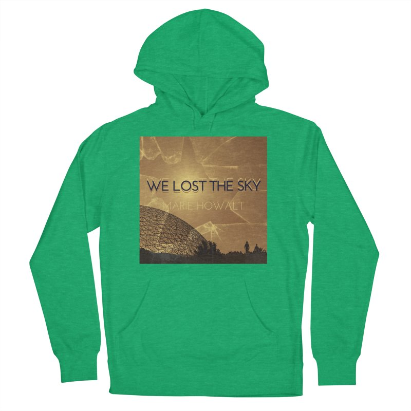 We Lost the Sky (Title) Men's French Terry Pullover Hoody by Spaceboy Books LLC's Artist Shop