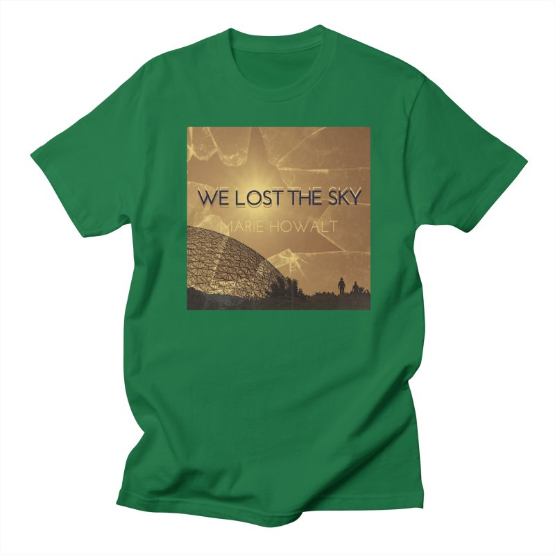 We Lost the Sky (Title) Men's T-Shirt by Spaceboy Books LLC's Artist Shop