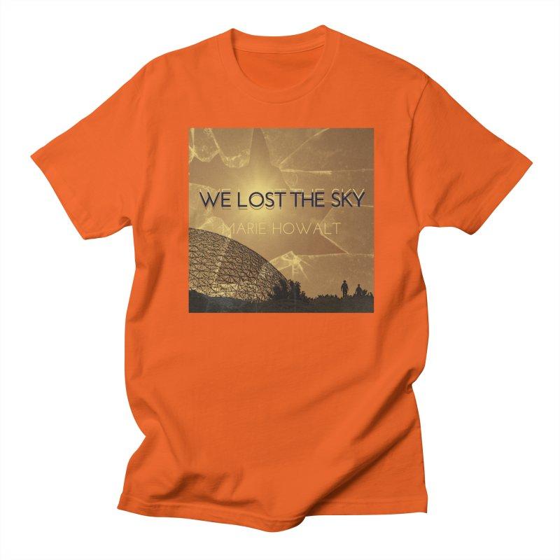 We Lost the Sky (Title) Men's T-Shirt by Spaceboy Books LLC's Artist Shop