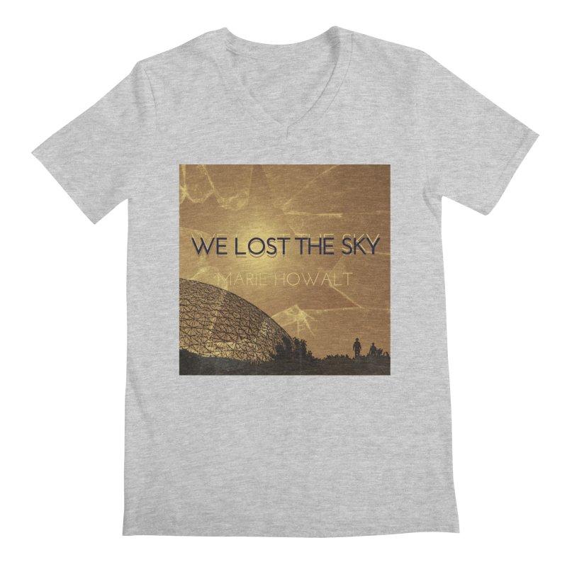 We Lost the Sky (Title) Men's Regular V-Neck by Spaceboy Books LLC's Artist Shop