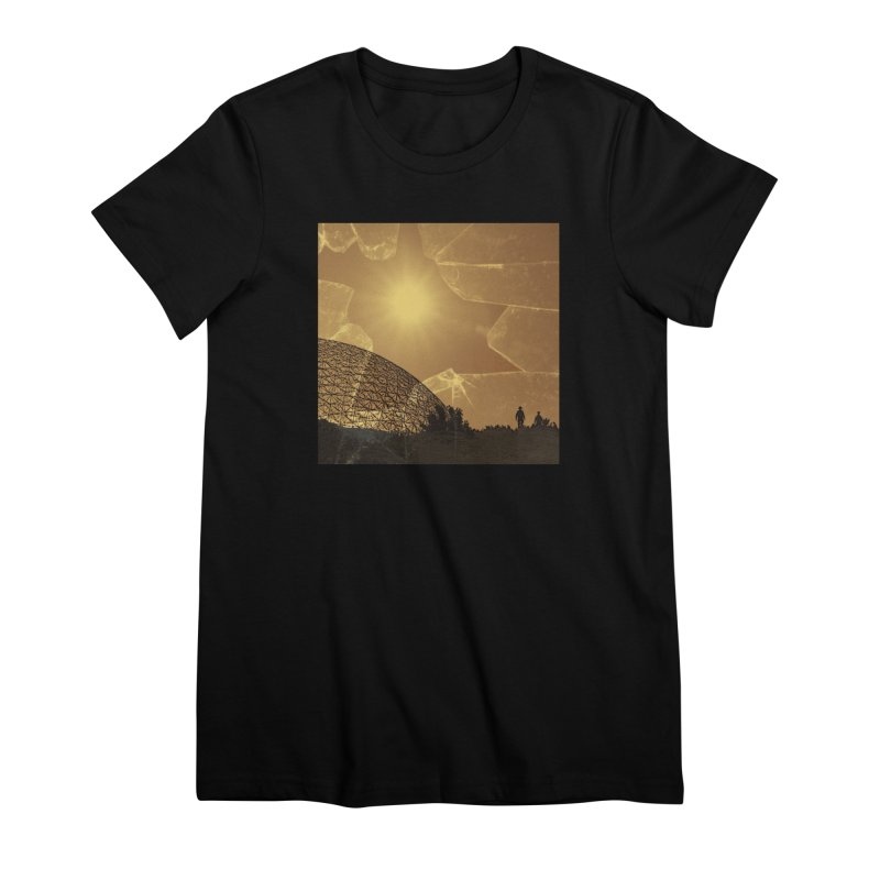 We Lost the Sky (Art Only) Women's Premium T-Shirt by Spaceboy Books LLC's Artist Shop