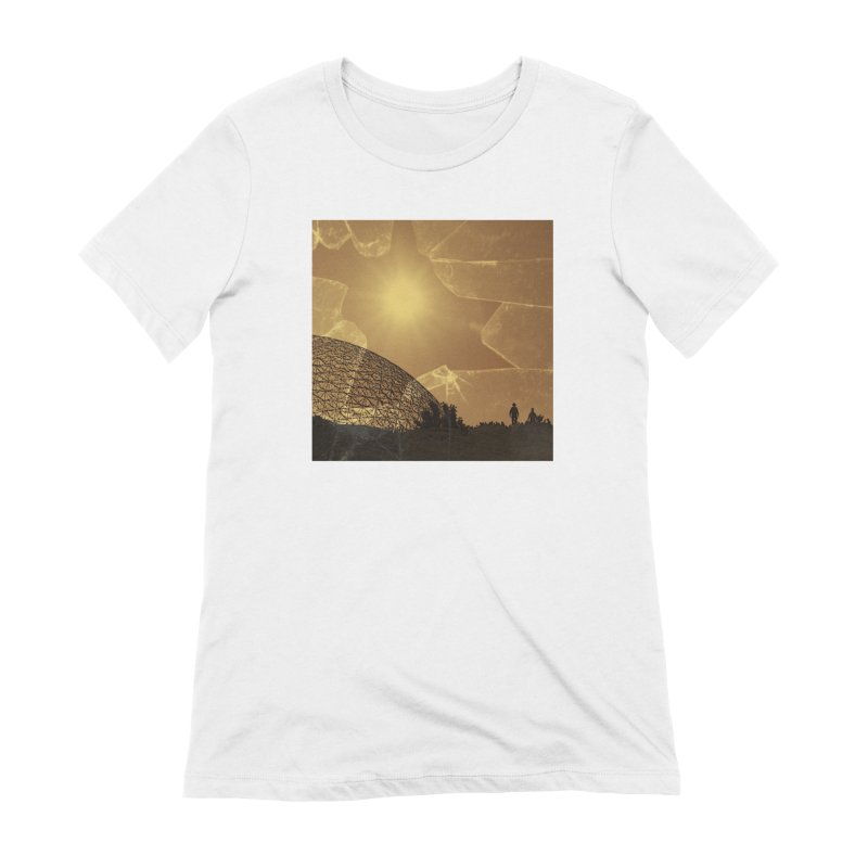 We Lost the Sky (Art Only) Women's Extra Soft T-Shirt by Spaceboy Books LLC's Artist Shop