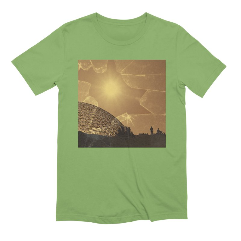We Lost the Sky (Art Only) Men's Extra Soft T-Shirt by Spaceboy Books LLC's Artist Shop