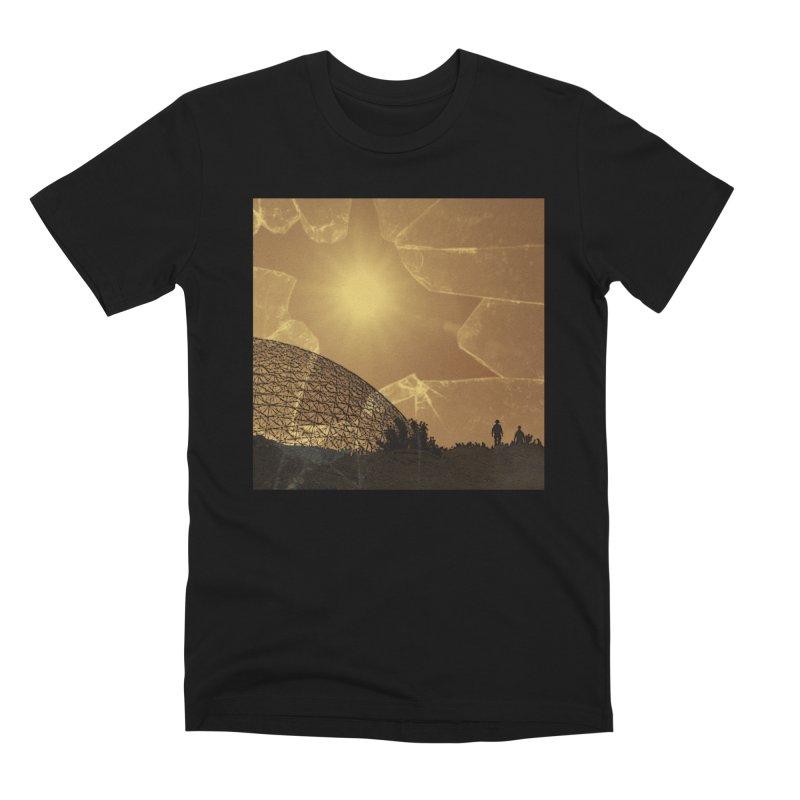 We Lost the Sky (Art Only) Men's Premium T-Shirt by Spaceboy Books LLC's Artist Shop