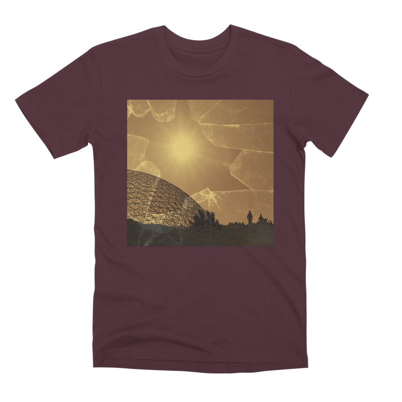 We Lost the Sky (Art Only) Men's Premium T-Shirt by Spaceboy Books LLC's Artist Shop