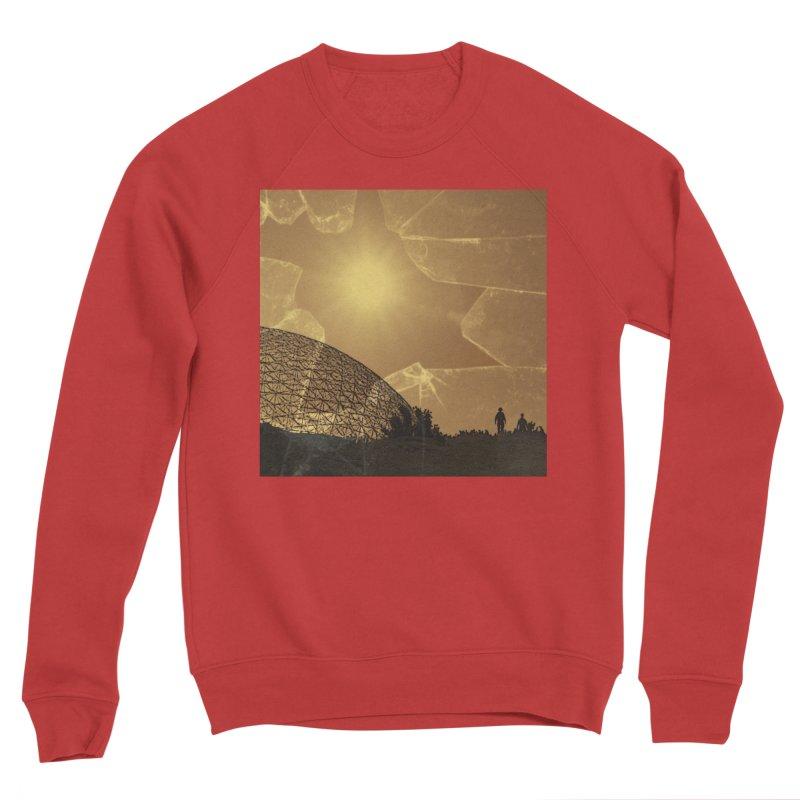 We Lost the Sky (Art Only) Men's Sponge Fleece Sweatshirt by Spaceboy Books LLC's Artist Shop