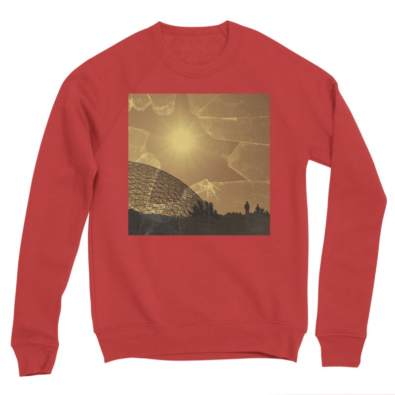 We Lost the Sky (Art Only) Women's Sponge Fleece Sweatshirt by Spaceboy Books LLC's Artist Shop
