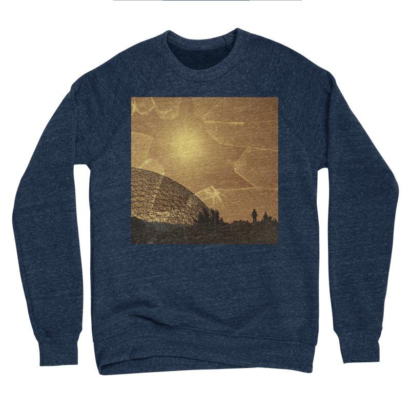 We Lost the Sky (Art Only) Women's Sponge Fleece Sweatshirt by Spaceboy Books LLC's Artist Shop