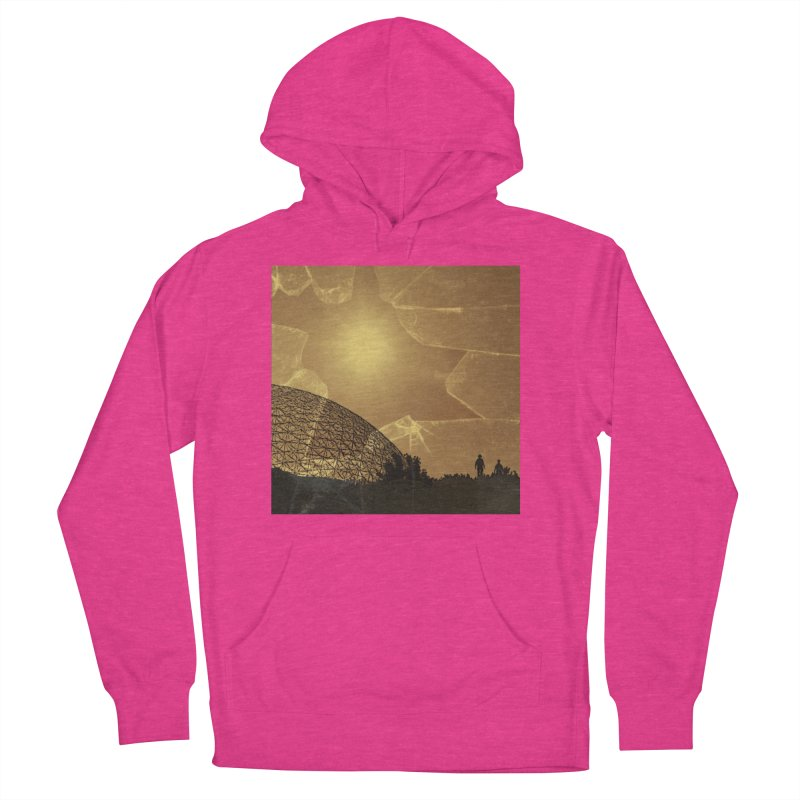 We Lost the Sky (Art Only) Women's French Terry Pullover Hoody by Spaceboy Books LLC's Artist Shop