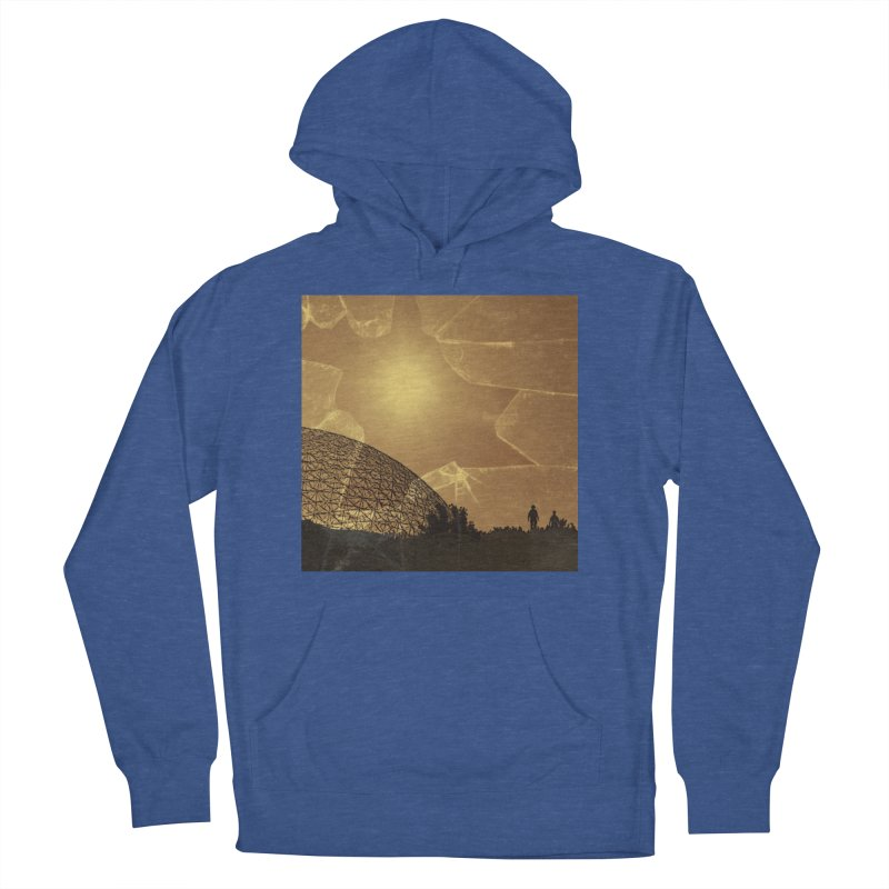 We Lost the Sky (Art Only) Men's French Terry Pullover Hoody by Spaceboy Books LLC's Artist Shop