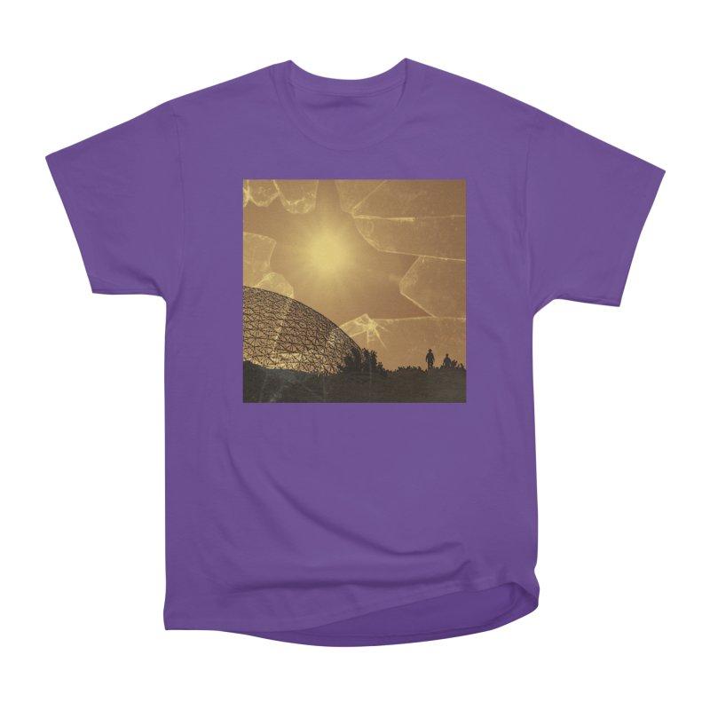 We Lost the Sky (Art Only) Women's Heavyweight Unisex T-Shirt by Spaceboy Books LLC's Artist Shop