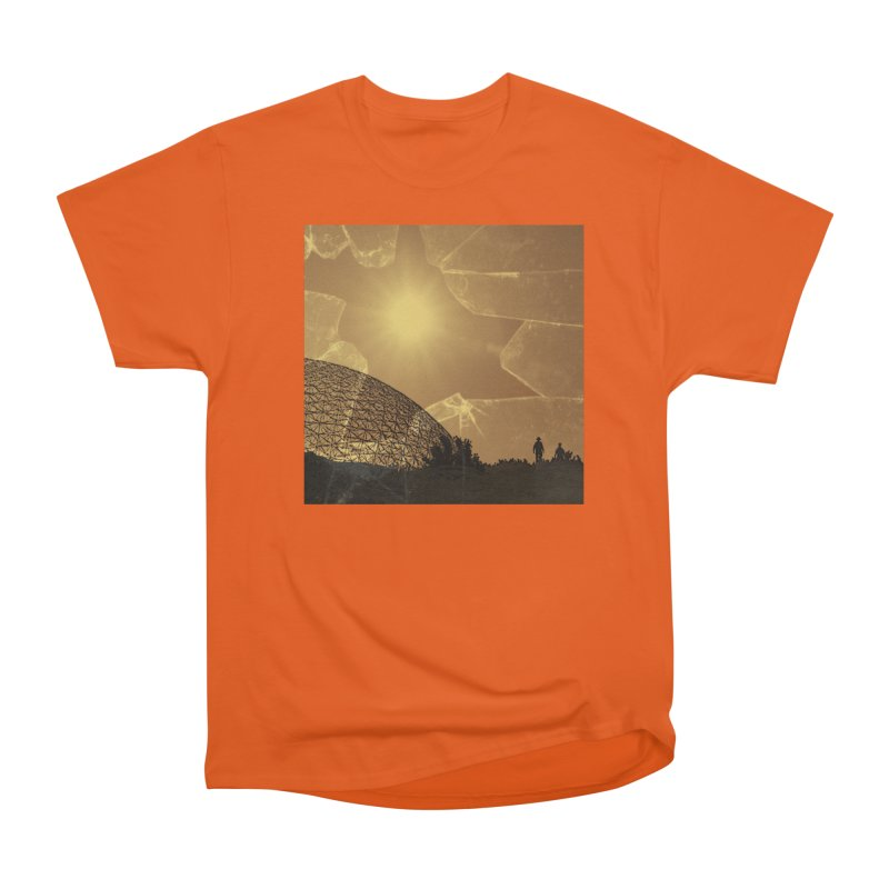 We Lost the Sky (Art Only) Men's Heavyweight T-Shirt by Spaceboy Books LLC's Artist Shop