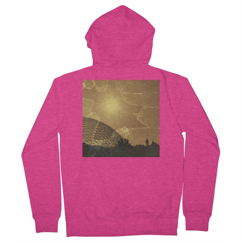 We Lost the Sky (Art Only) Women's French Terry Zip-Up Hoody by Spaceboy Books LLC's Artist Shop