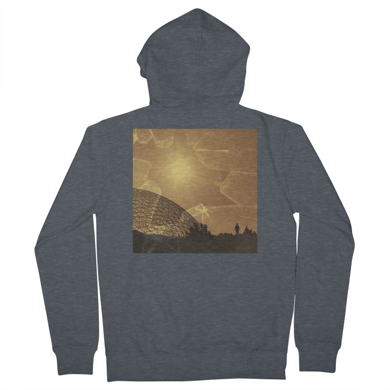 We Lost the Sky (Art Only) Men's Zip-Up Hoody by Spaceboy Books LLC's Artist Shop