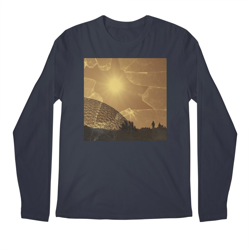 We Lost the Sky (Art Only) Men's Longsleeve T-Shirt by Spaceboy Books LLC's Artist Shop