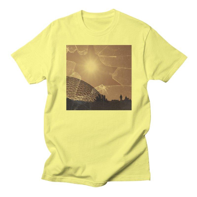 We Lost the Sky (Art Only) Men's Regular T-Shirt by Spaceboy Books LLC's Artist Shop