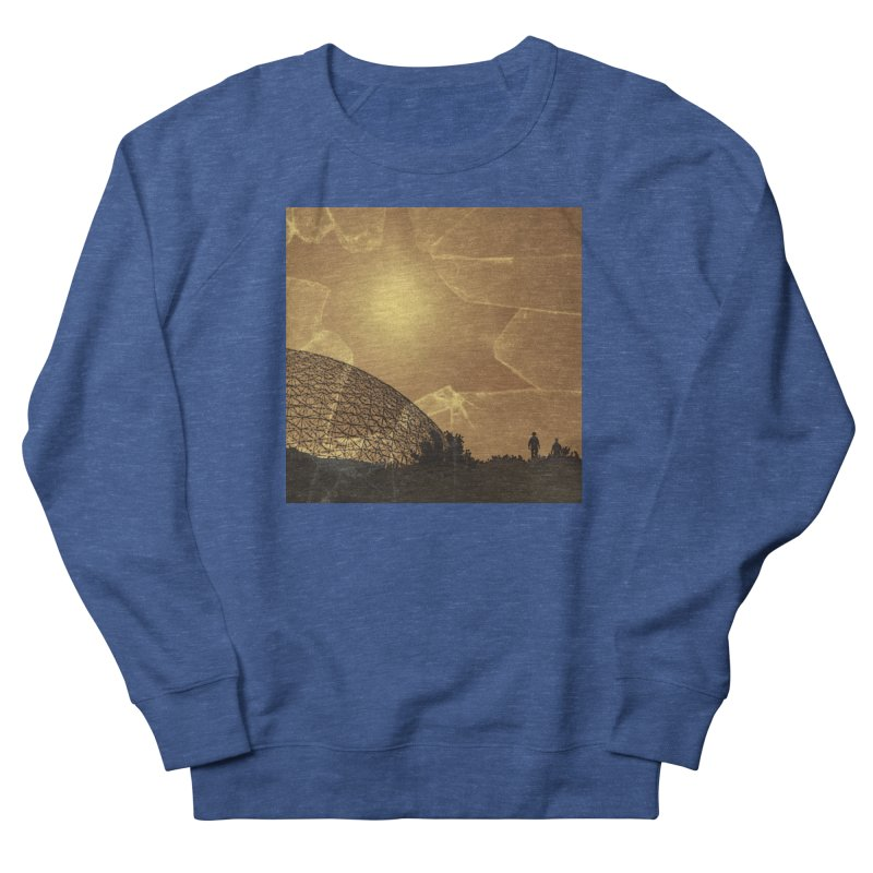 We Lost the Sky (Art Only) Women's French Terry Sweatshirt by Spaceboy Books LLC's Artist Shop