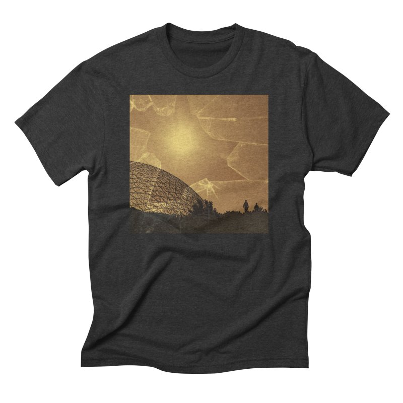 We Lost the Sky (Art Only) Men's Triblend T-Shirt by Spaceboy Books LLC's Artist Shop