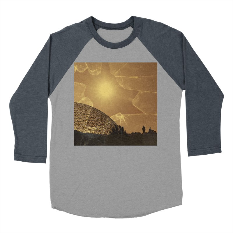 We Lost the Sky (Art Only) Men's Baseball Triblend Longsleeve T-Shirt by Spaceboy Books LLC's Artist Shop